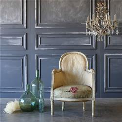 Eloquence® Vintage French Louis XVI Bergere: 1930 | Kathy Kuo Home