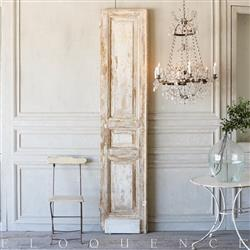 French Country Style Eloquence® Vintage Door: 1940 | Kathy Kuo Home