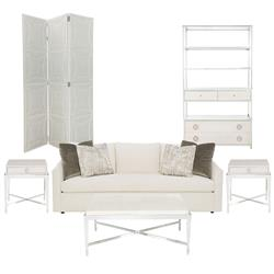 Gretta Modern Classic Living Room Set | Kathy Kuo Home
