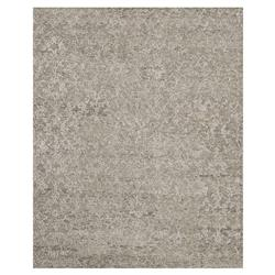 Kamaria Hollywood Antique Green Taupe Scroll Rug - 2x3 | Kathy Kuo Home