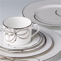 Lenox Kate Spade New York Belle Boulevard 5-piece Place Setting | Kathy Kuo Home