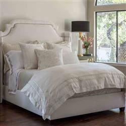 Lili Alessandra Vendome Regency Silk Bedding Bedding Collection | Kathy Kuo Home