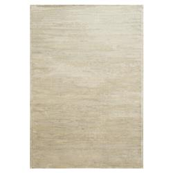 Maggie Hollywood Regency Watery Natural Gravel Rug - 3'3x5'3 | Kathy Kuo Home