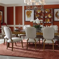 Mercer Modern Classic Dining Room Set