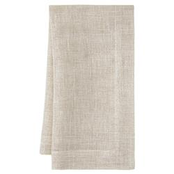 Mode Living Modern Classic Venice Gold Napkins - Set of 4 | Kathy Kuo Home