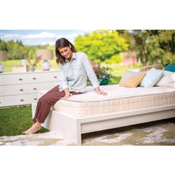 Naturepedic Modern Classic Chorus Certified Organic Mattress - Twin | Kathy Kuo Home