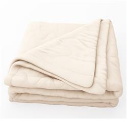 OMI Modern Certified Organic Wool Comforter - Full/Queen | Kathy Kuo Home