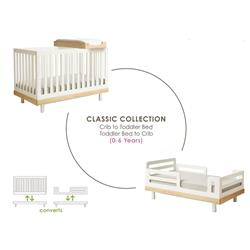 Oeuf Classic Modern Crib - Toddler Bed Conversion Kit | Kathy Kuo Home