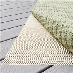 Otis Modern Classic Outdoor Grip Rug Pad - 4'x6' | Kathy Kuo Home