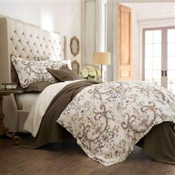 Peacock Alley French Country Alena Bedding  Collection | Kathy Kuo Home