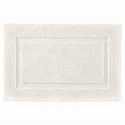 Peacock Alley Modern Tiffany Bath Rug - Ivory Small | Kathy Kuo Home