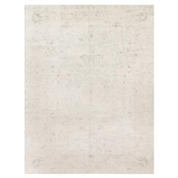 Seine French Sky Blue Wash Rose Traditional Rug - 2x3 | Kathy Kuo Home