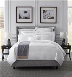 Sferra Modern Grande Hotel Bedding Collection | Kathy Kuo Home