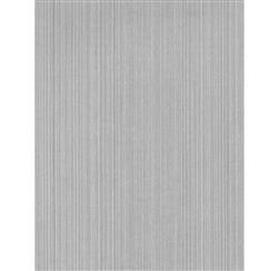 Strie Linear Contemporary Wallpaper - Grey - 2 Rolls | Kathy Kuo Home