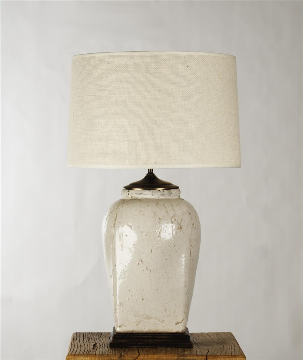 French country ceramic linen shade table lamp kathy kuo home mozeypictures Choice Image