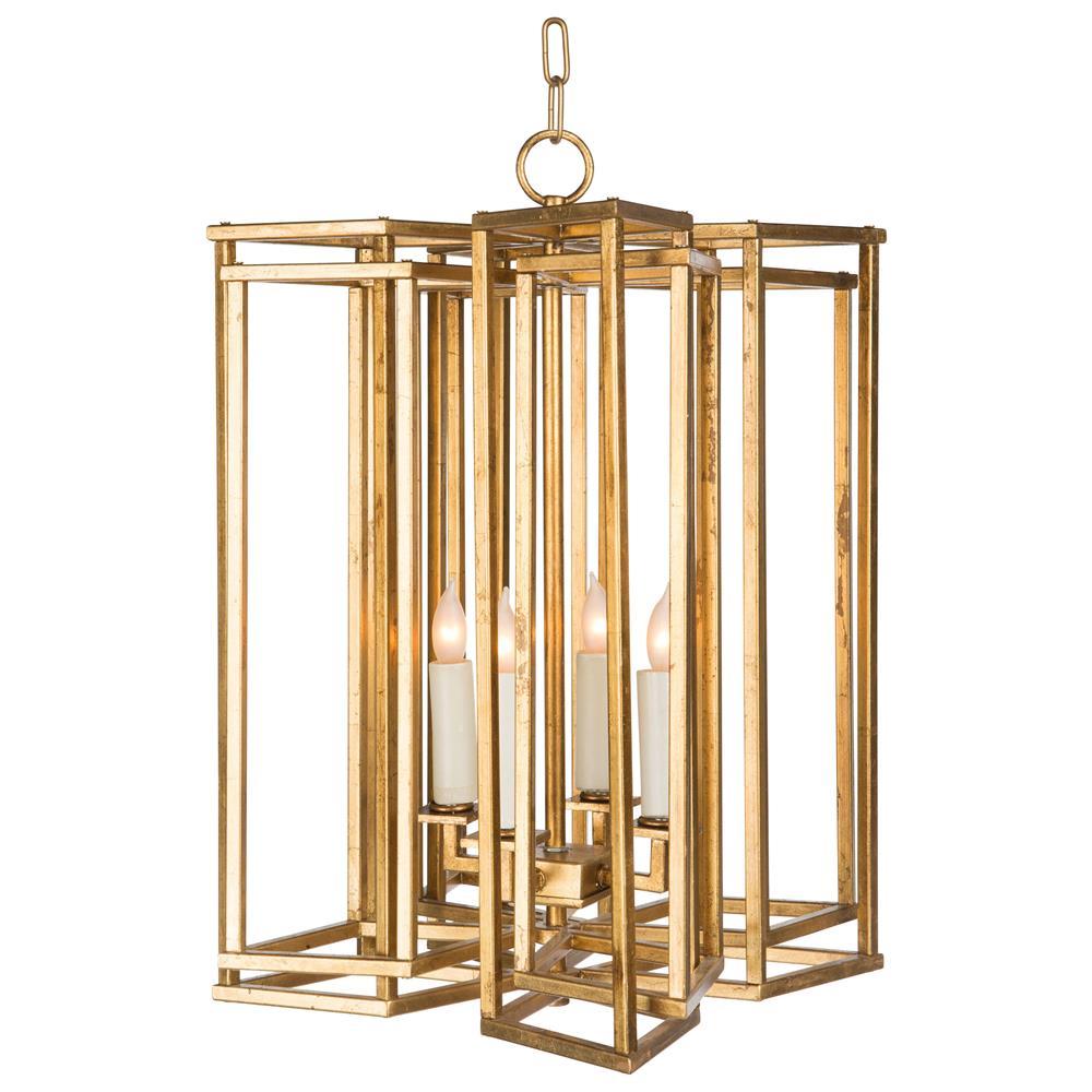 Gold Foyer Lighting : Munsterberg hollywood regency diamond gold foyer pendant