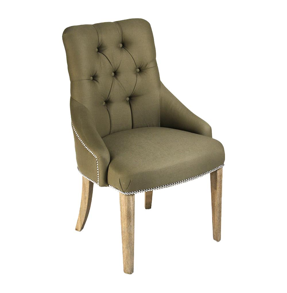 sc 1 st  Kathy Kuo Home : tufted nailhead dining chair - Cheerinfomania.Com