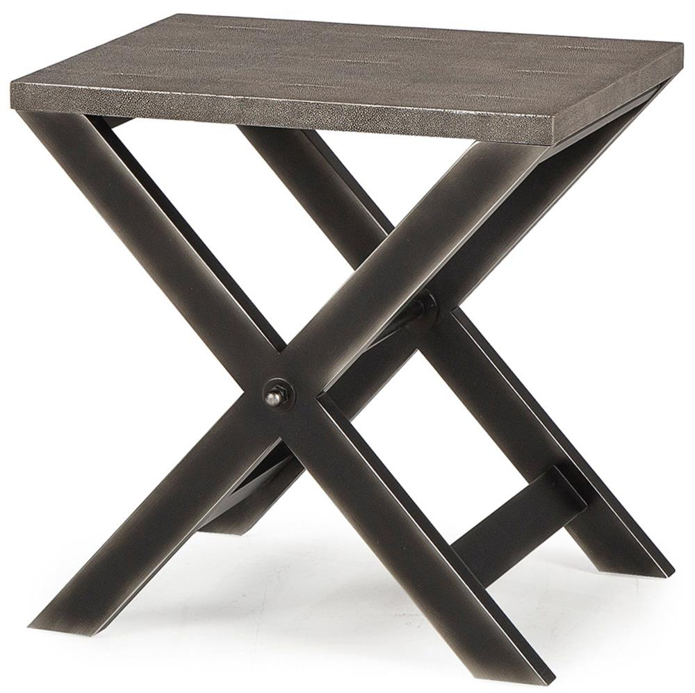 how to make cross legs for table
