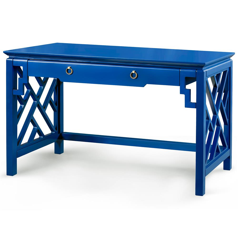 The Best 28 Images Of Blue Lacquer Desk Agra Global