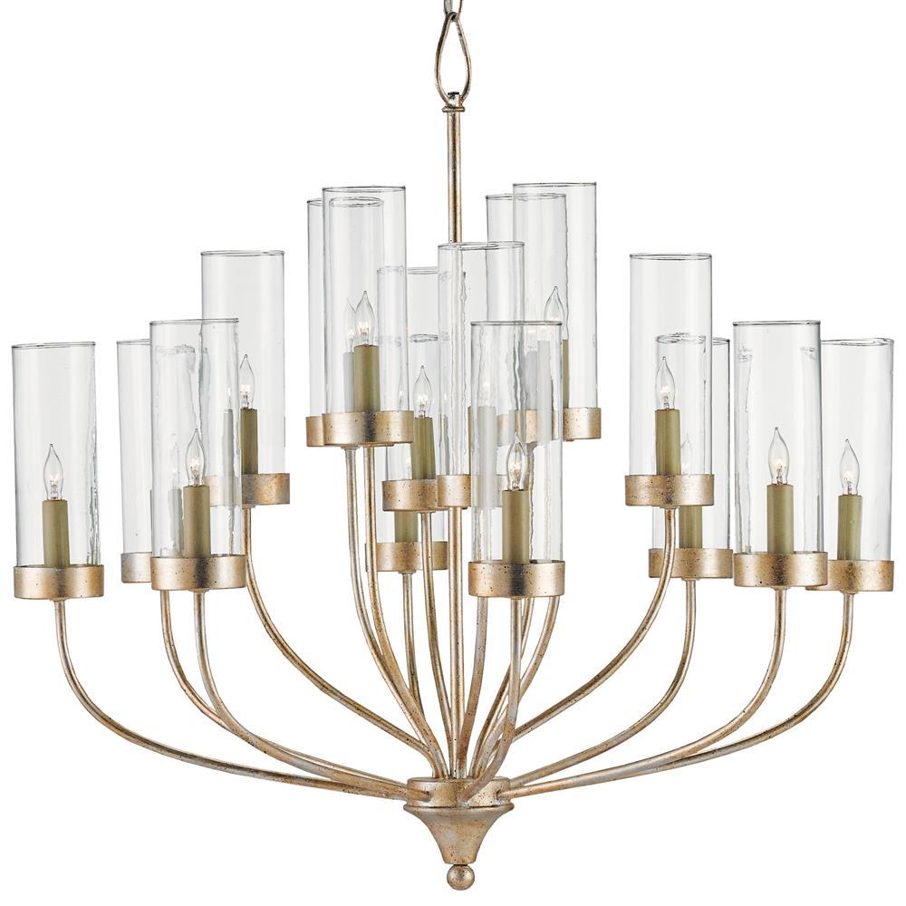 Rowen modern classic glass hurricane 16 light chandelier kathy kuo rowen modern classic glass hurricane 16 light chandelier kathy kuo home aloadofball Images