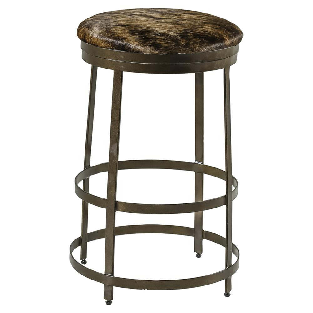 Elko Industrial Rustic Hair on Hide Counter Stool Kathy  : product14077 from www.kathykuohome.com size 1000 x 1000 jpeg 58kB