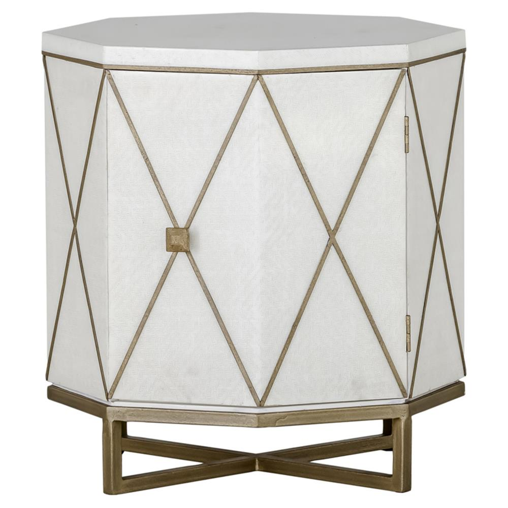 keel modern octo seagrass brass end table kathy kuo home. Black Bedroom Furniture Sets. Home Design Ideas