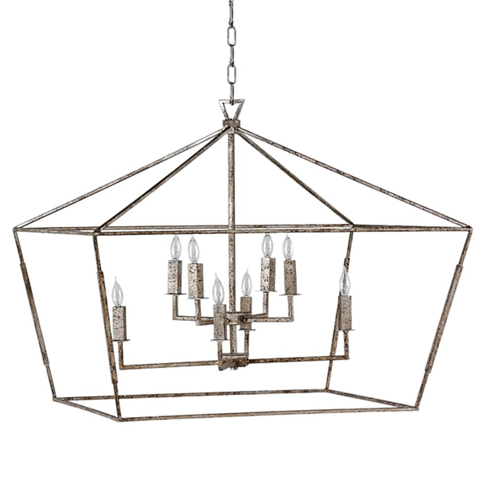 comfort in white hampton product aerin plaster leaf visual casual arn medium silver chandelier burnished