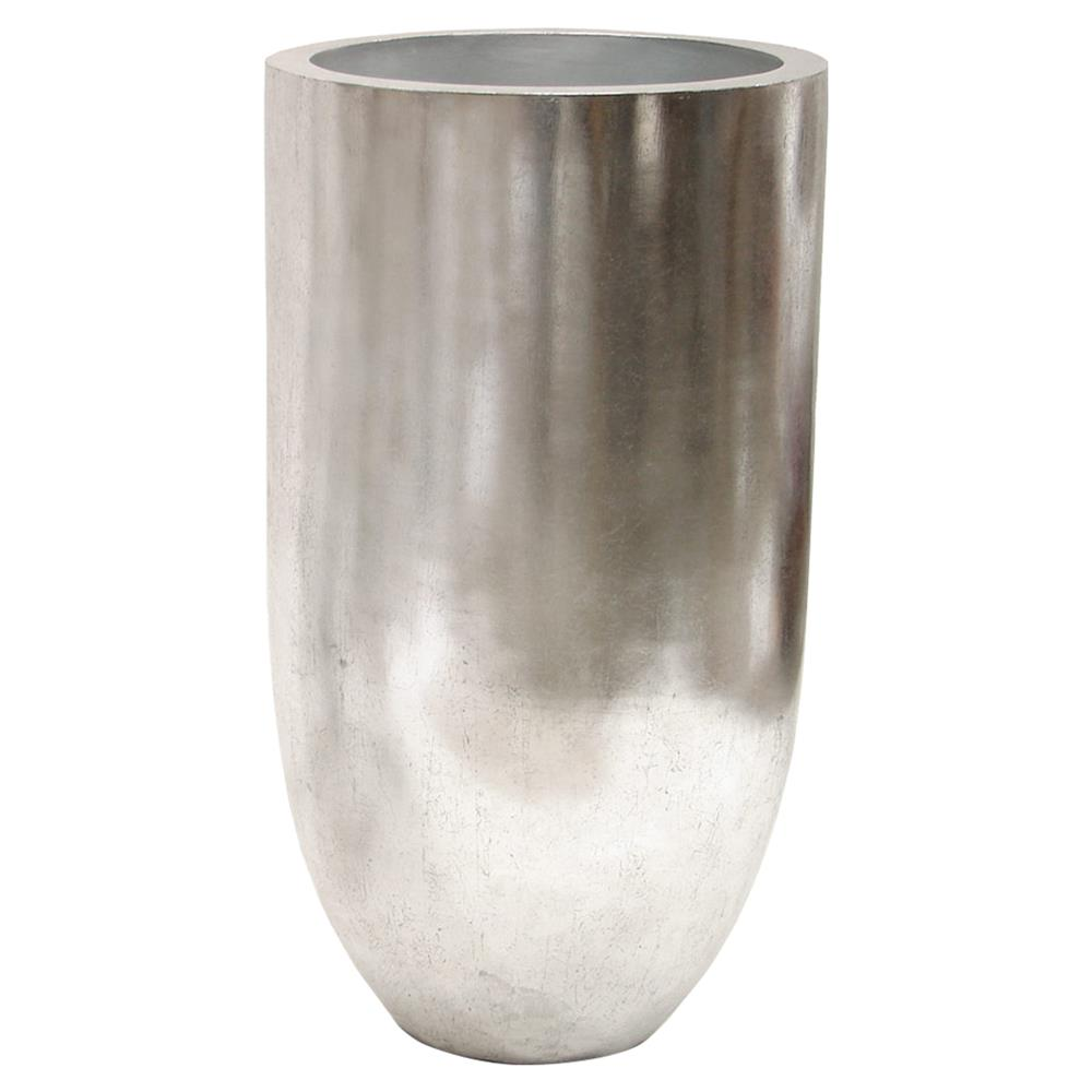 Palecek Silver Leaf Modern Classic Silver Leaf Decorative