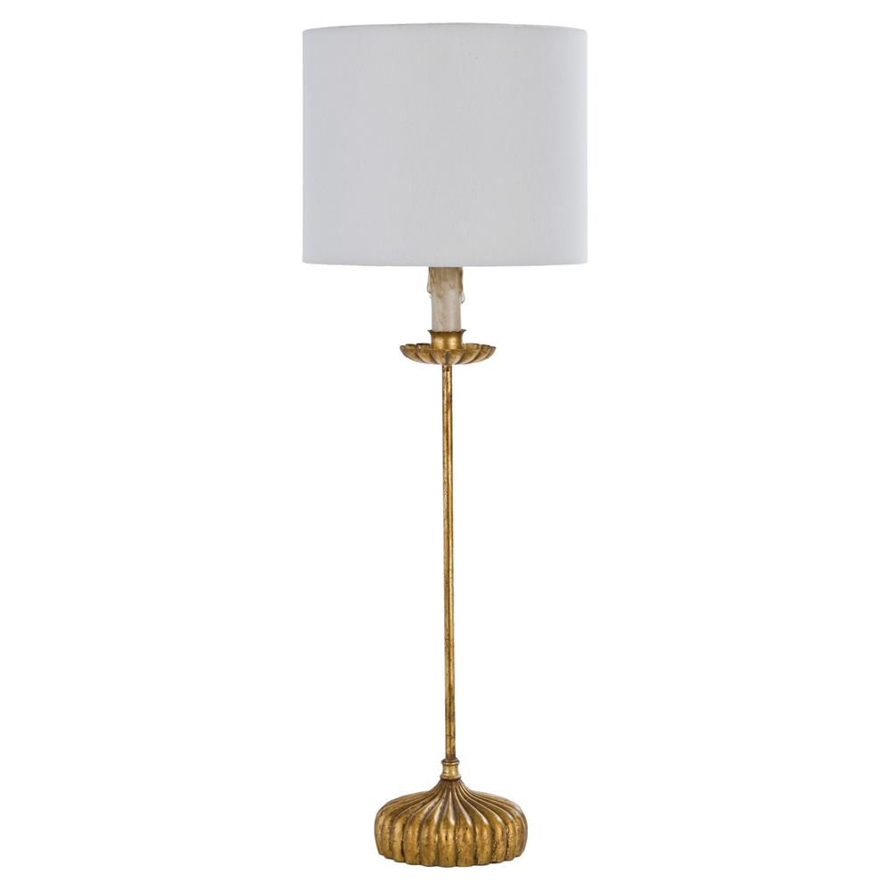 table lamps bijoux french country ivory gold stem table lamp. Black Bedroom Furniture Sets. Home Design Ideas