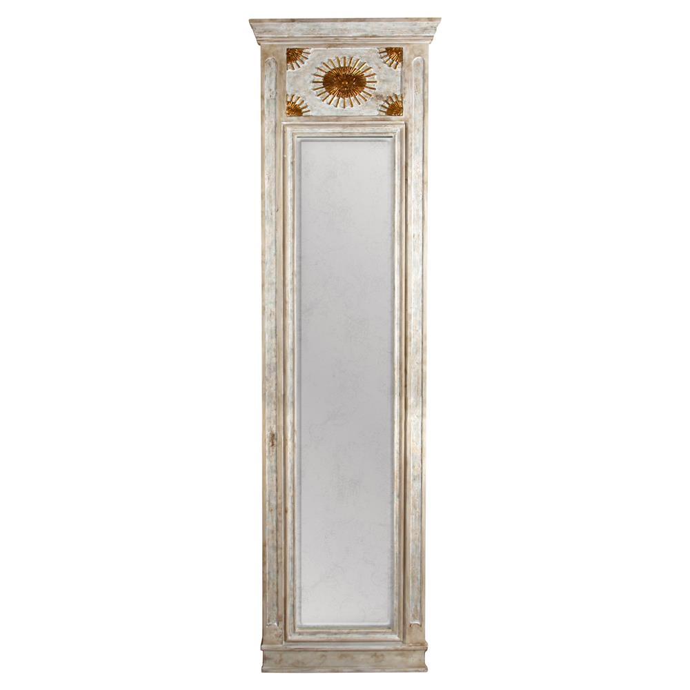 Floor mirror antique