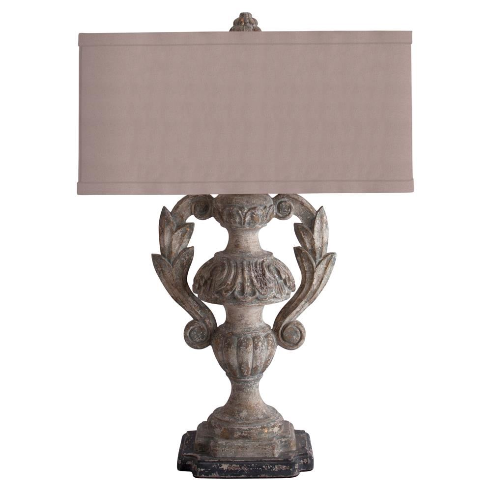 Annmarie french country trophy table lamp kathy kuo home geotapseo Images