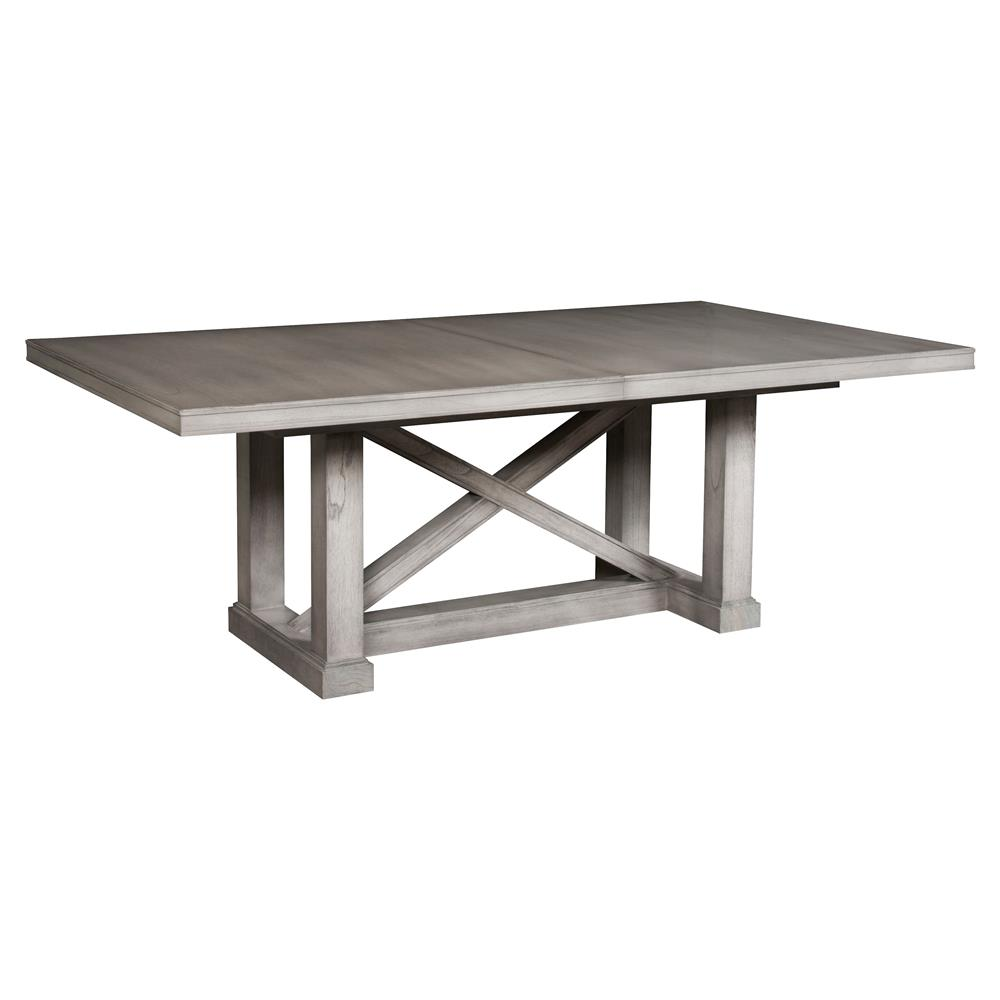 Jimmy Rustic Grey Cedar Wood Adjustable Dining Table  : product20511 from www.kathykuohome.com size 1000 x 1000 jpeg 39kB