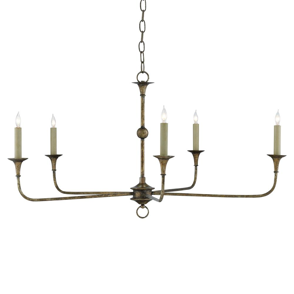 Languedoc French Country Bronze Wrought Iron Chandelier 36d Kathy Kuo Home