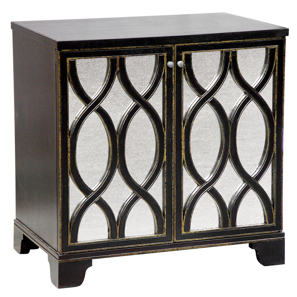 measurements of kitchen cabinets oly studio elisabeth antique mirror brown nightstand 23122