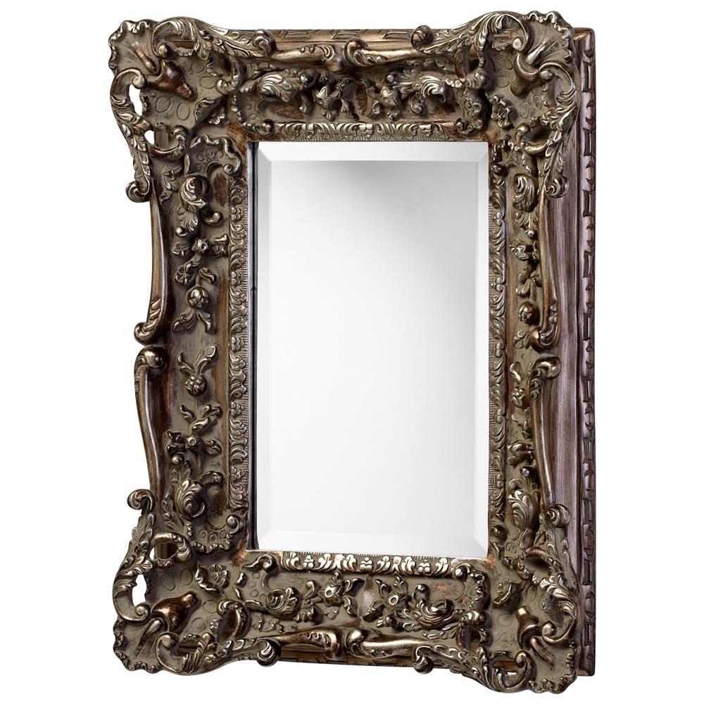 Ornate Wall Mirrors : French european ornate carved gilt heritage gold leaf wall