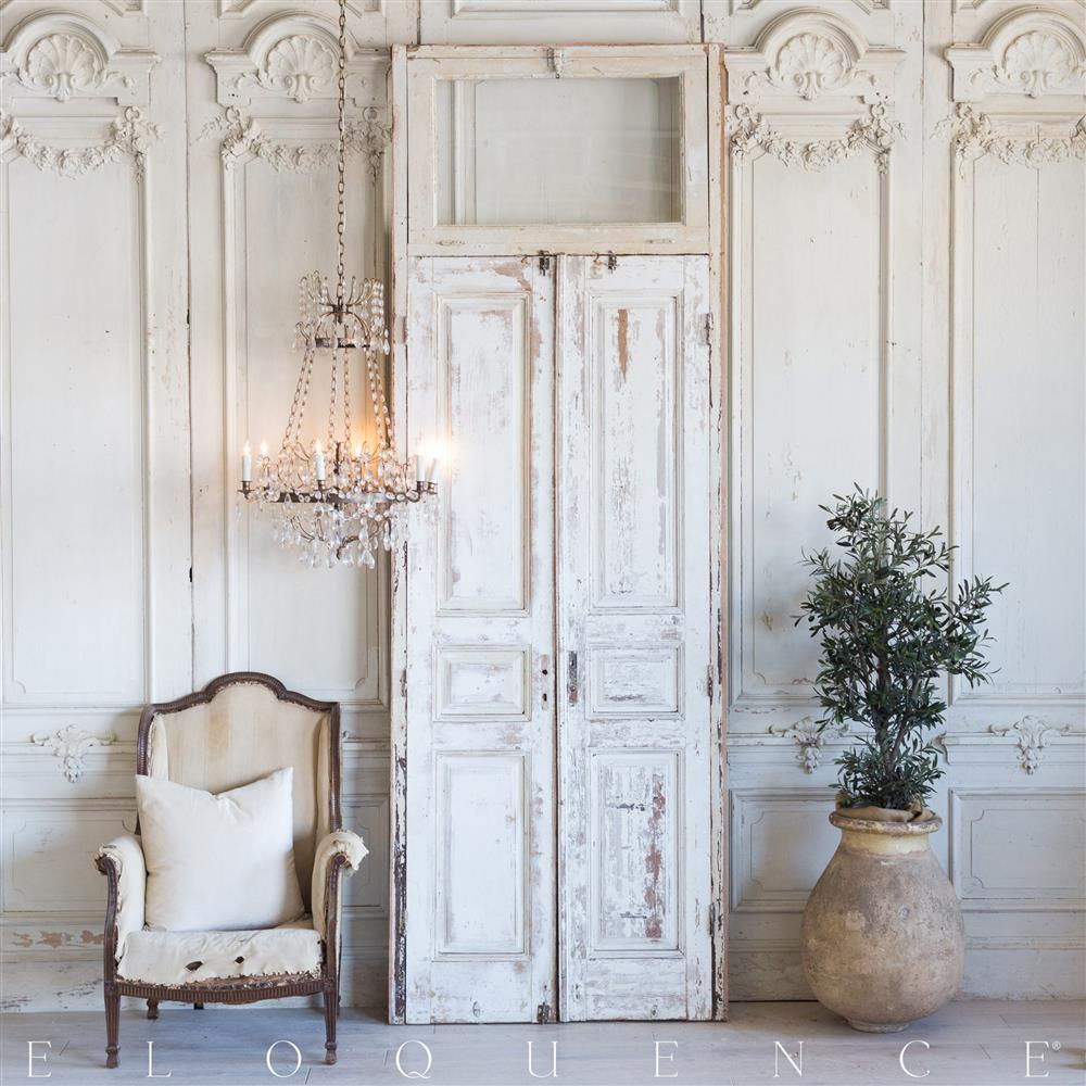 & French Country Style Vintage Doors: 1940 | Kathy Kuo Home