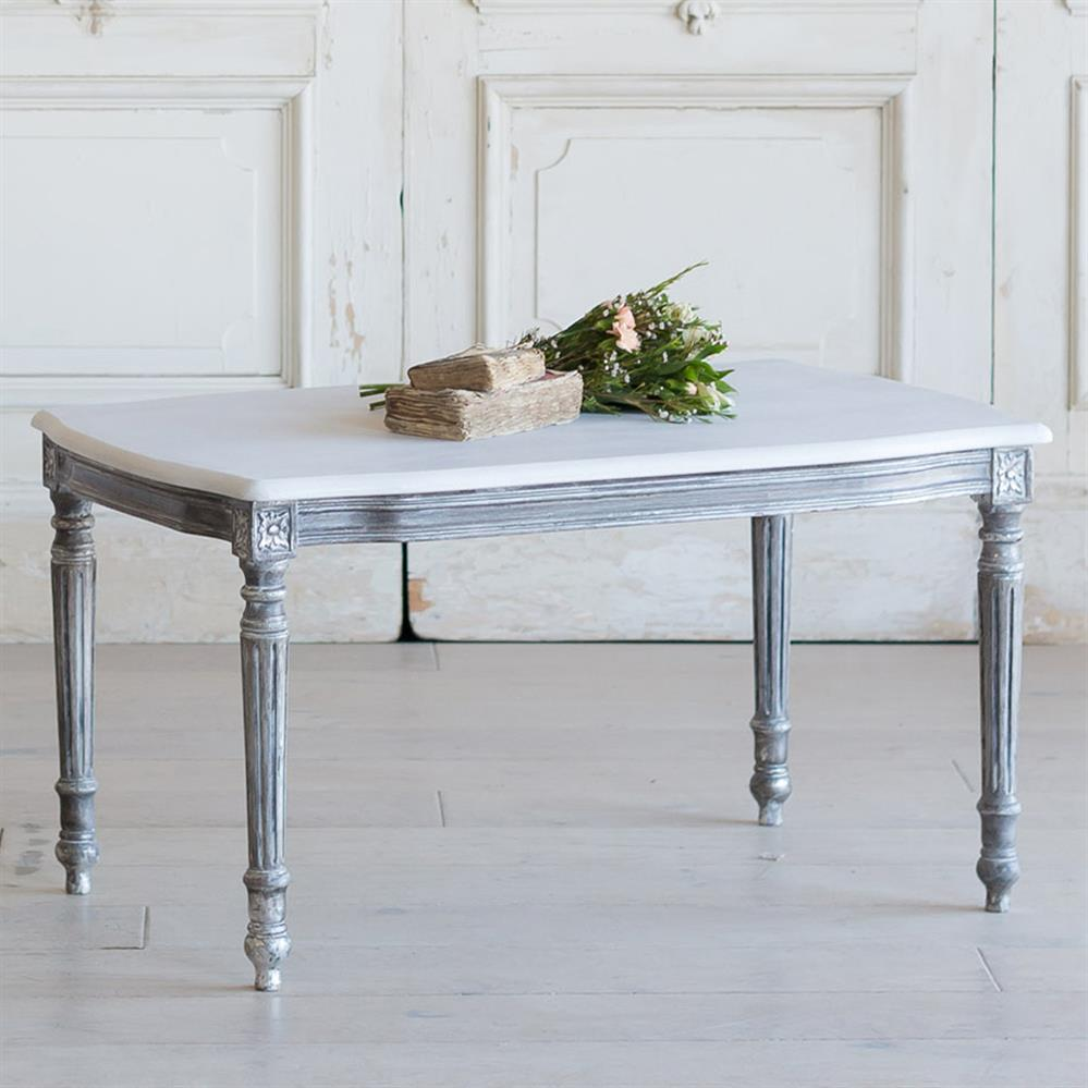 French Country Style Vintage Coffee Table