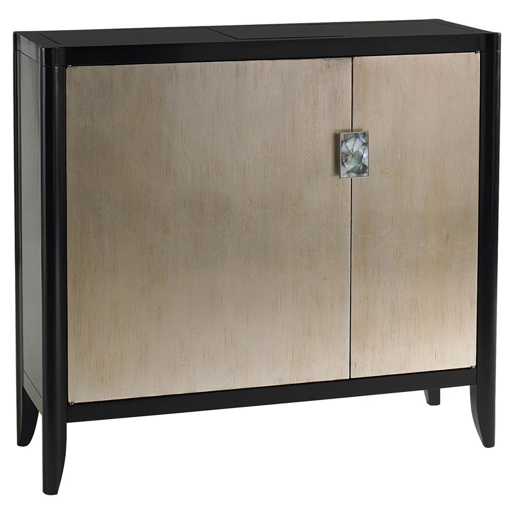 Unique Mother Of Pearl Cabinet: Esther Modern Classic Wood Mother Of Pearl Cabinet