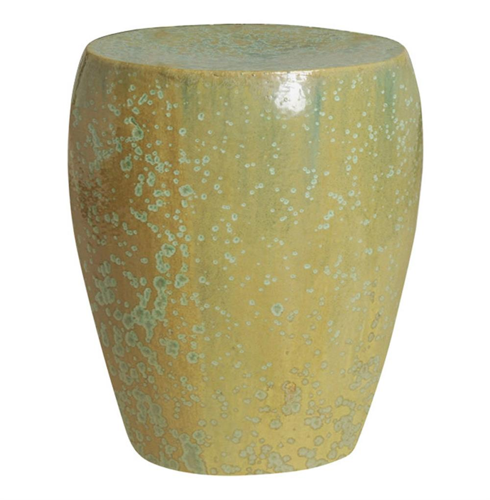 Light Sage Green Frost Coastal Beach Simple Ceramic Garden