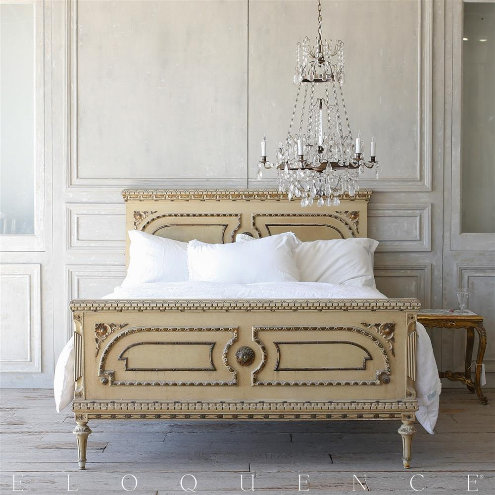 French country style eloquence vintage bed 1940 kathy for French country style beds