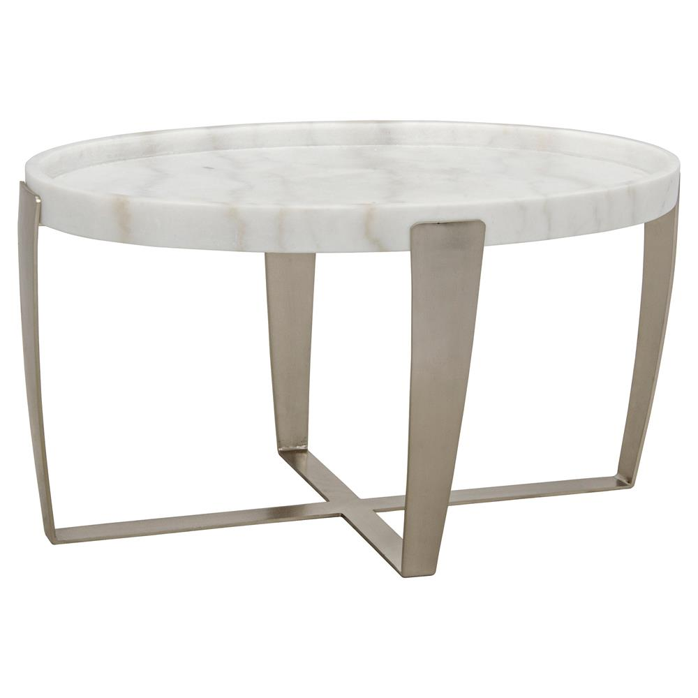 Toriana Modern Classic White Stone Antique Silver Oval