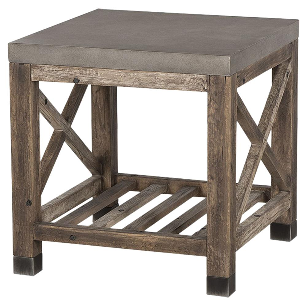 Resource Decor Percival Rustic