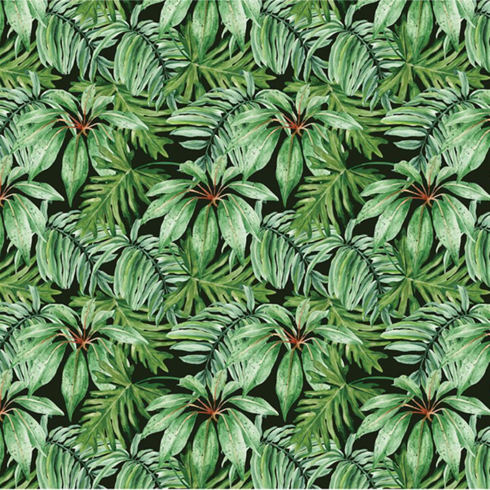 Anewall Banana Leaf Modern Classic Tropical Removable ...