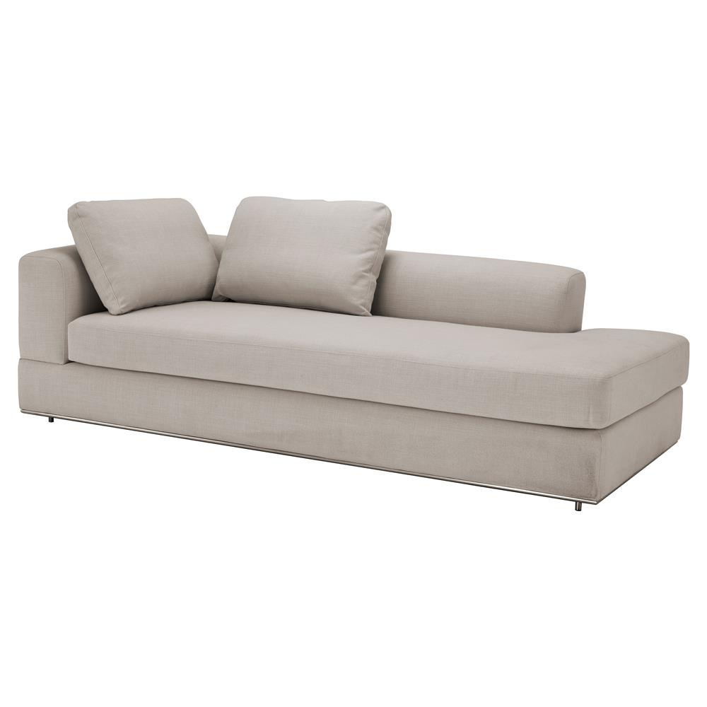 eichholtz canyon modern classic panama natural left arm sofa rh kathykuohome com left arm sofa chaise left arm sofa cover