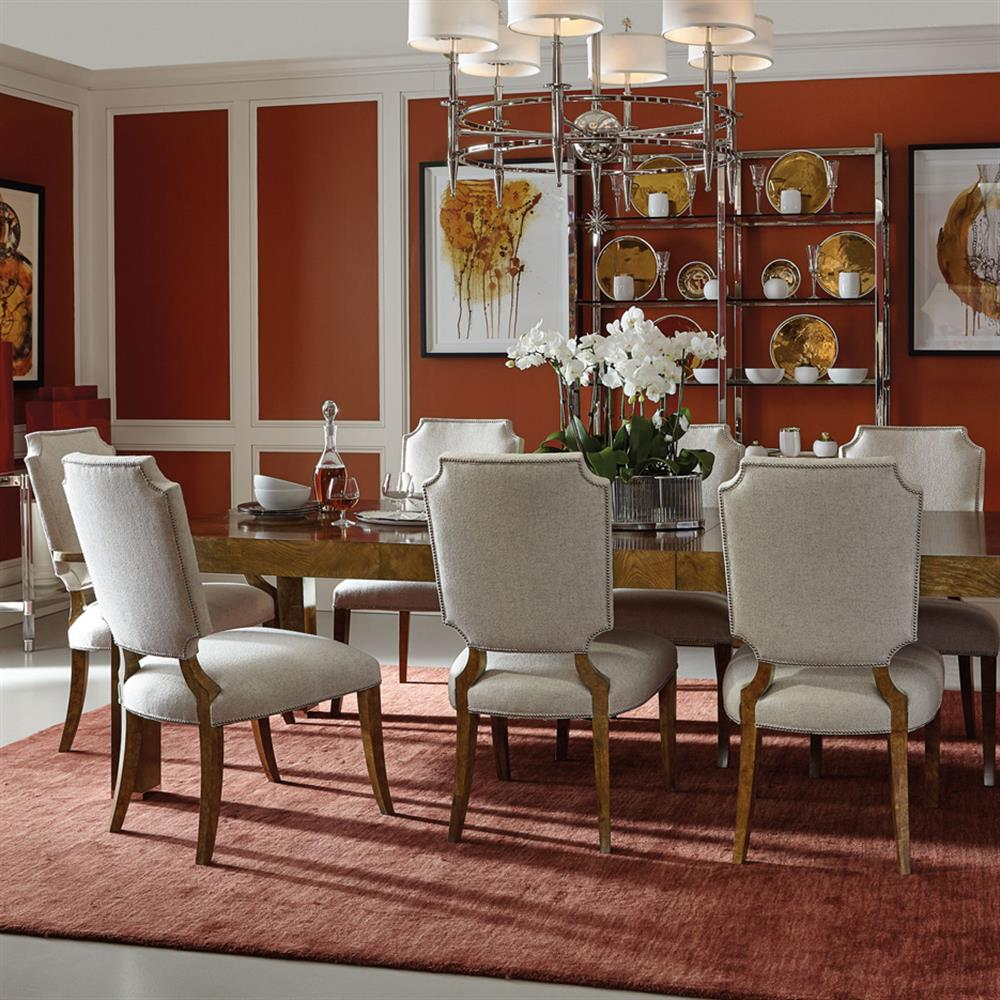 Mercer Modern Classic Dining Room Set