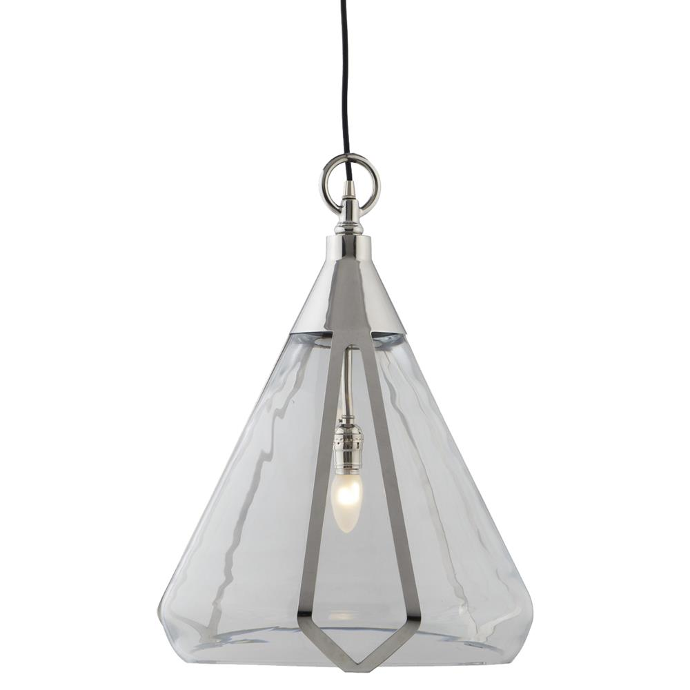 Kelly hoppen burton modern classic stainless steel glass shade kelly hoppen burton modern classic stainless steel glass shade pendant light kathy kuo home aloadofball Images