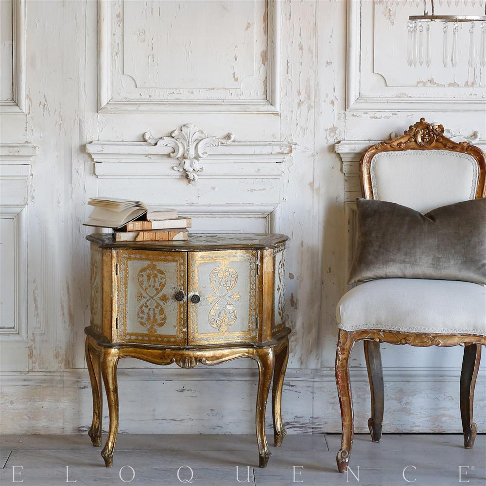 Eloquence french country style antique side table kathy for Country style table