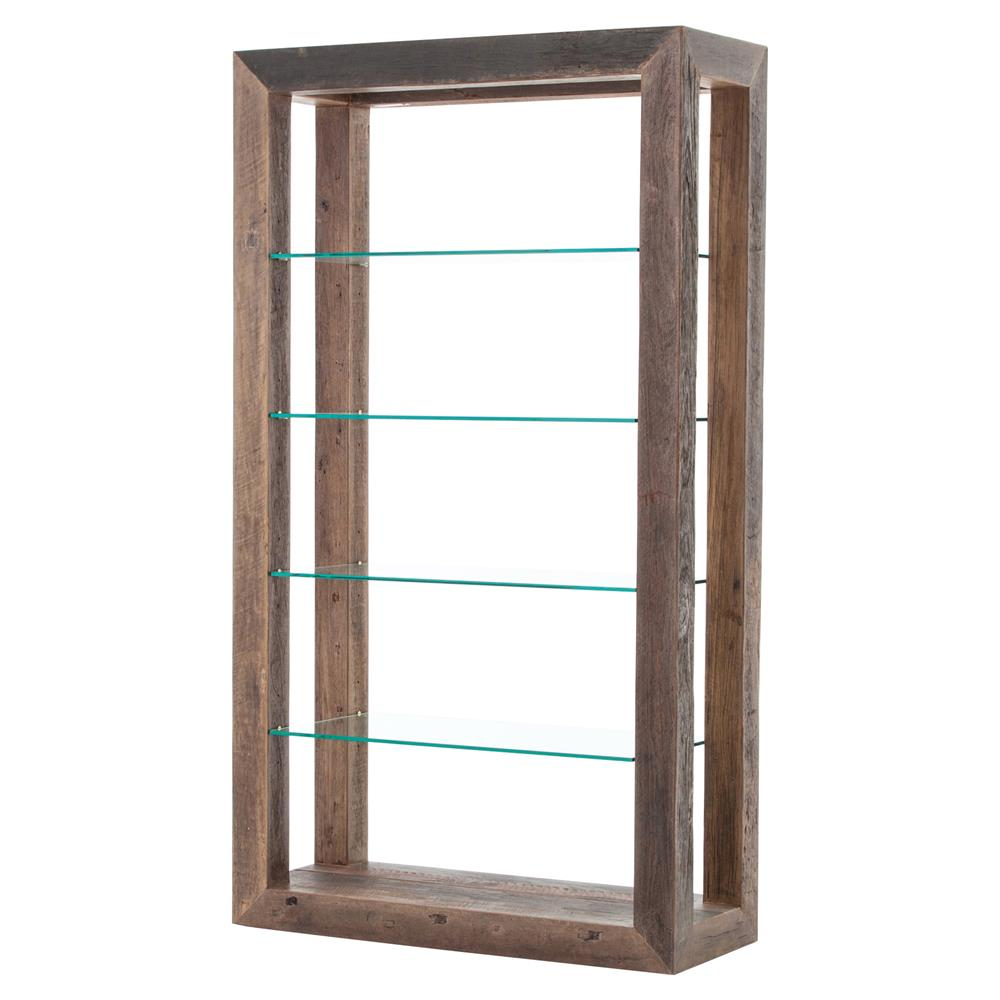 product thumb and world glass metal img burnished market bookcases kali asymmetrical do bookcase shelf