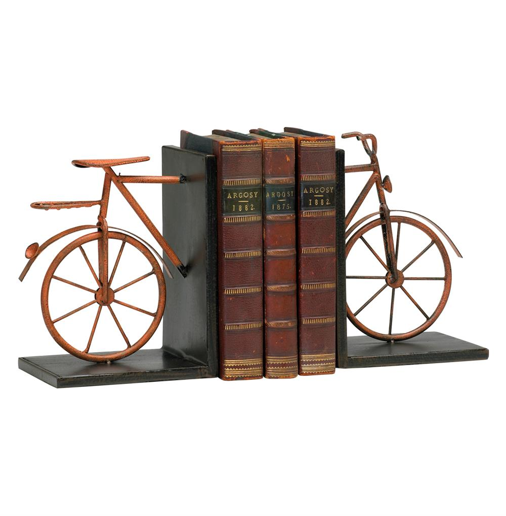 Metal Decorative Bookends