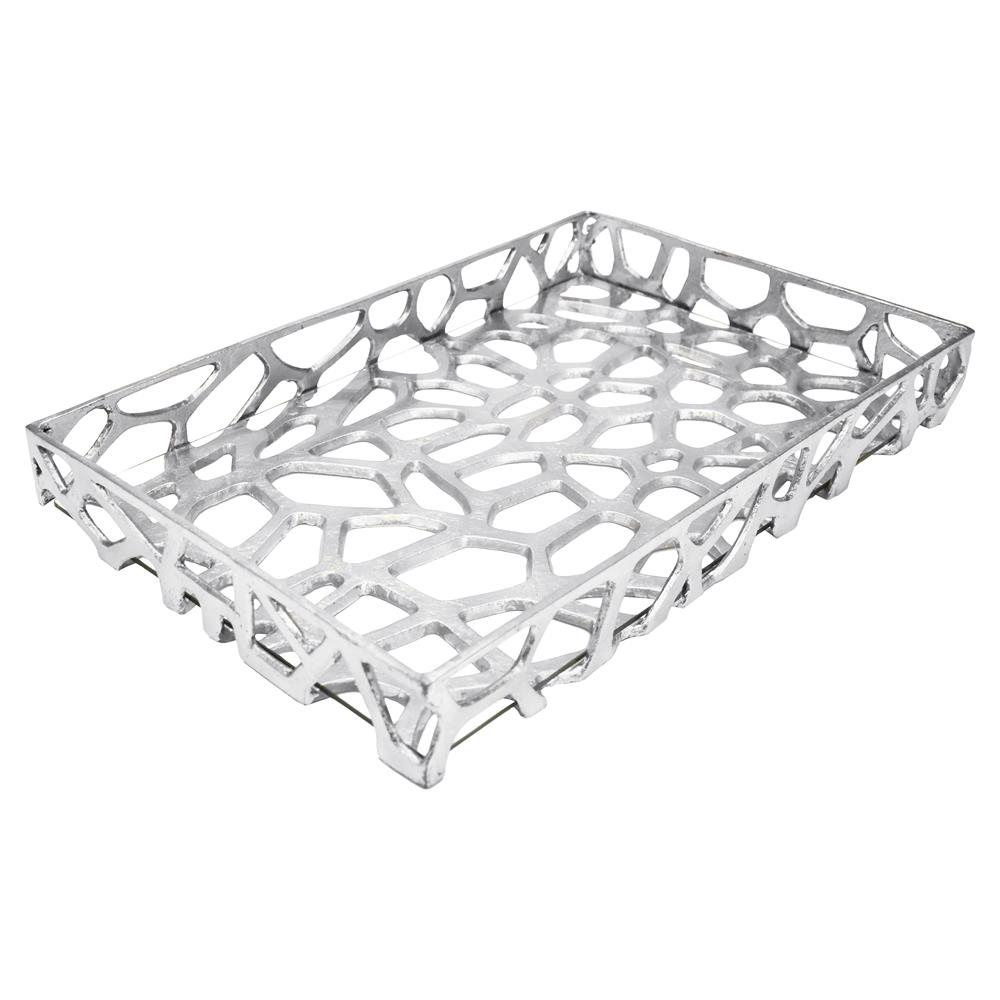 home trays in tray decor set a x b white utone decorative piece weavers glass artistic rustic p